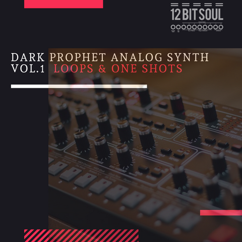 Dark Prophet Analog Synth