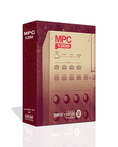 -MPC 1200 Sound Kit Vol.1