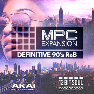 Akai DEFinitive 90s R&B