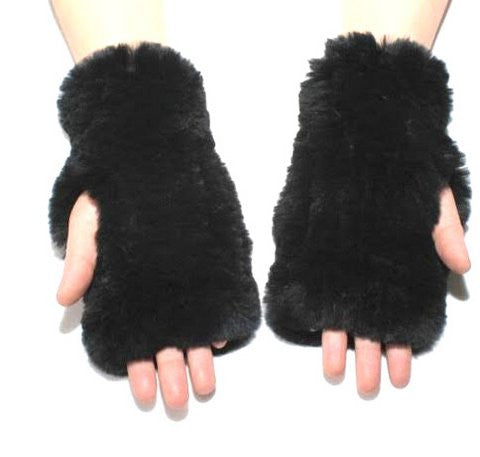 Lodge Fingerless Gloves