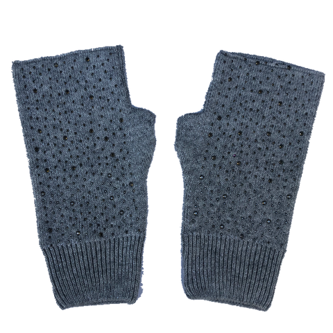 Lurex Twinkle Fingerless Glove