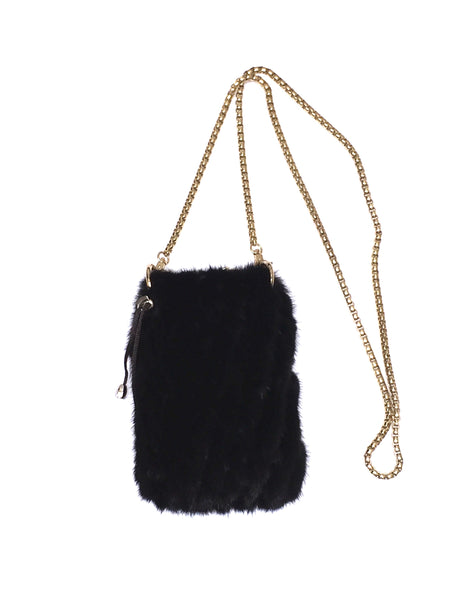 Metro Mink Phone Purse