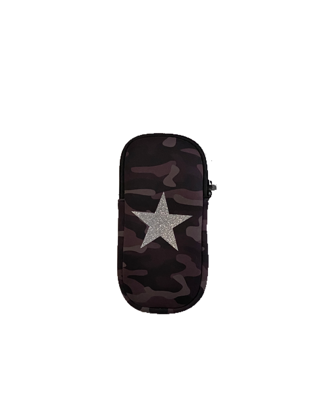 Ev Glasses Case Black Camo