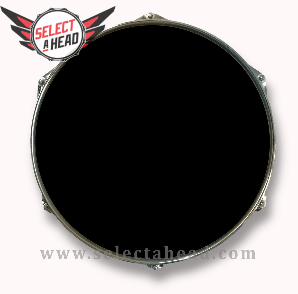 14 Inch Blank Drum Display - Select a Head Drum Display