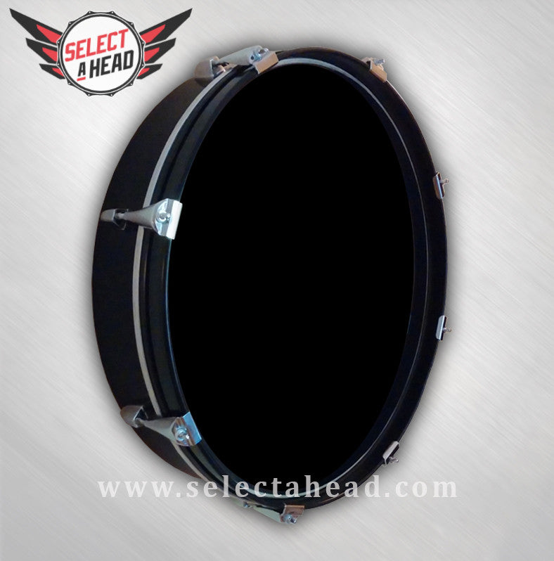 20 Inch Blank Drum Display COMING SOON! Est. shipping 8/22/19 - Select a Head Drum Display