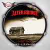 Alter Bridge Fortress - Select a Head Drum Display