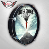 Alter Bridge Walk The Sky - Select a Head Drum Display