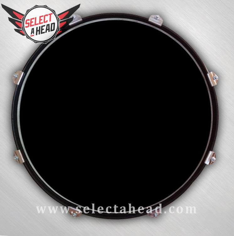 22 Inch Blank Drum Display - Select a Head Drum Display