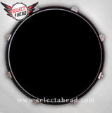 24 Inch Blank Drum Display - Select a Head Drum Display