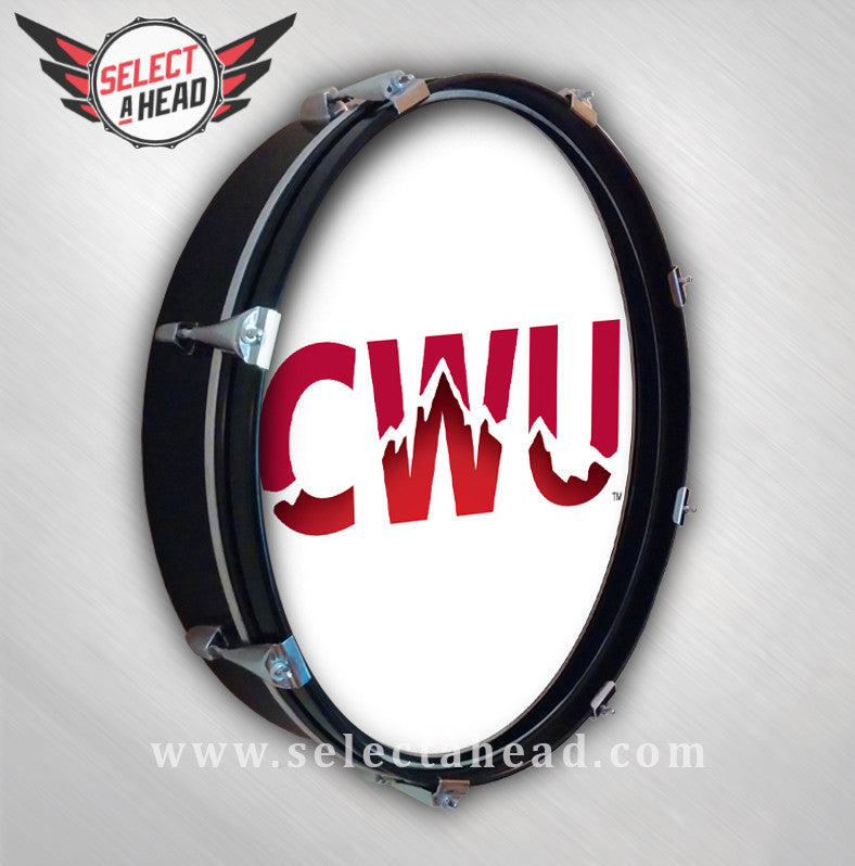 Central Washington University - Select a Head Drum Display