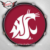 Washington State University - Select a Head Drum Display