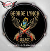George Lynch Legacy - Select a Head Drum Display