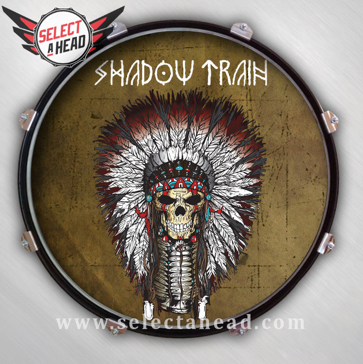 George Lynch Shadowtrain - Select a Head Drum Display