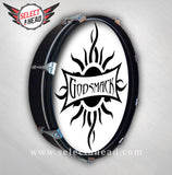 Godsmack Black Sun - Select a Head Drum Display