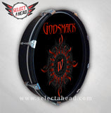 Godsmack IV - Select a Head Drum Display