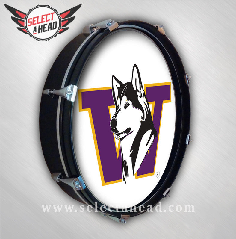 University of Washington - Select a Head Drum Display