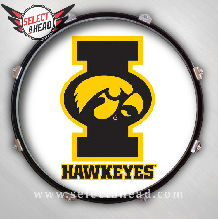 The University of Iowa - Select a Head Drum Display