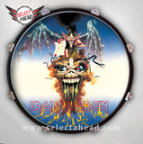 Iron Maiden - The Evil That Men Do - Select a Head Drum Display