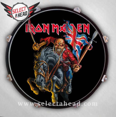 Iron Maiden The Reincarnation of Benjamin Breeg