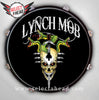 Lynch Mob Skull & Snakes - Select a Head Drum Display
