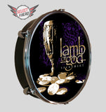 Lamb of God Sacrament - Select a Head Drum Display