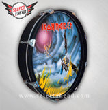 Iron Maiden Flight of Icarus - Select a Head Drum Display