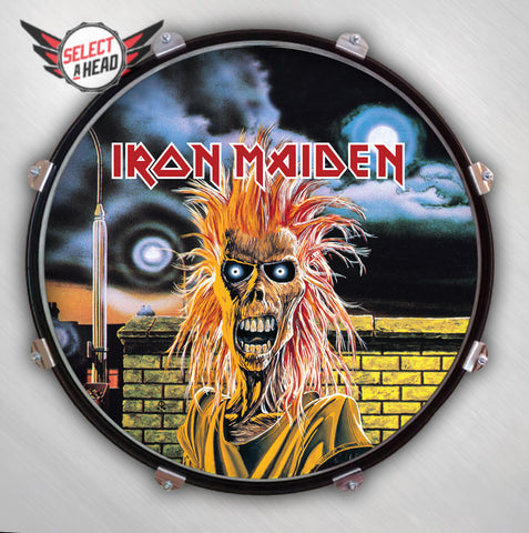 Iron Maiden Run to the Hills