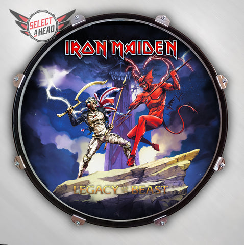 Iron Maiden Can I Play With Madness