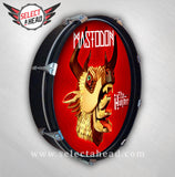 Mastodon The Hunter - Select a Head Drum Display