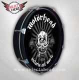 Motörhead Victoria Aut Motre - Select a Head Drum Display