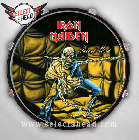 Iron Maiden Stranger In A Strange Land