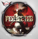 Projected - Select a Head Drum Display