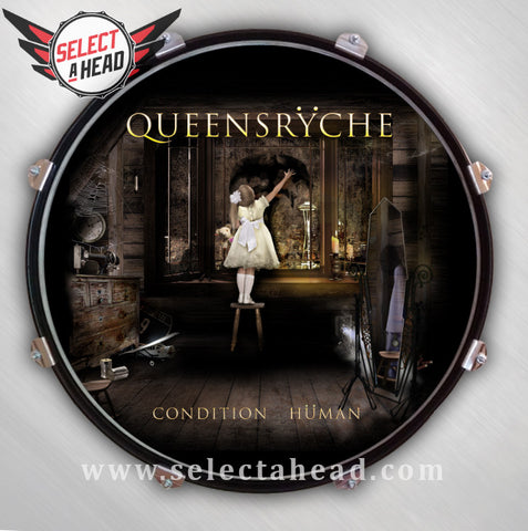 Queensryche 2013 Album Cover