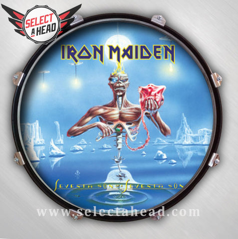 Iron Maiden England The Trooper