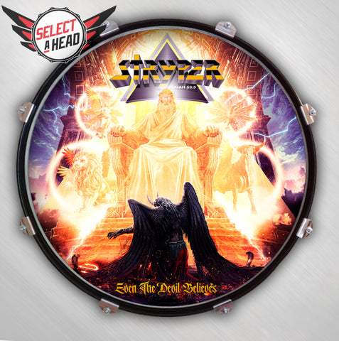 Stryper -No More Hell to Pay- Signed