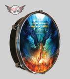 Stryper No More Hell to Pay - Select a Head Drum Display