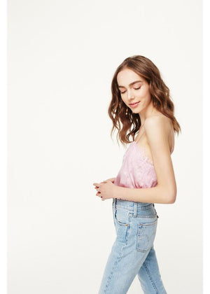 CAMI NYC - SWEETHEART CHARMEUSE FROSE WAS $299