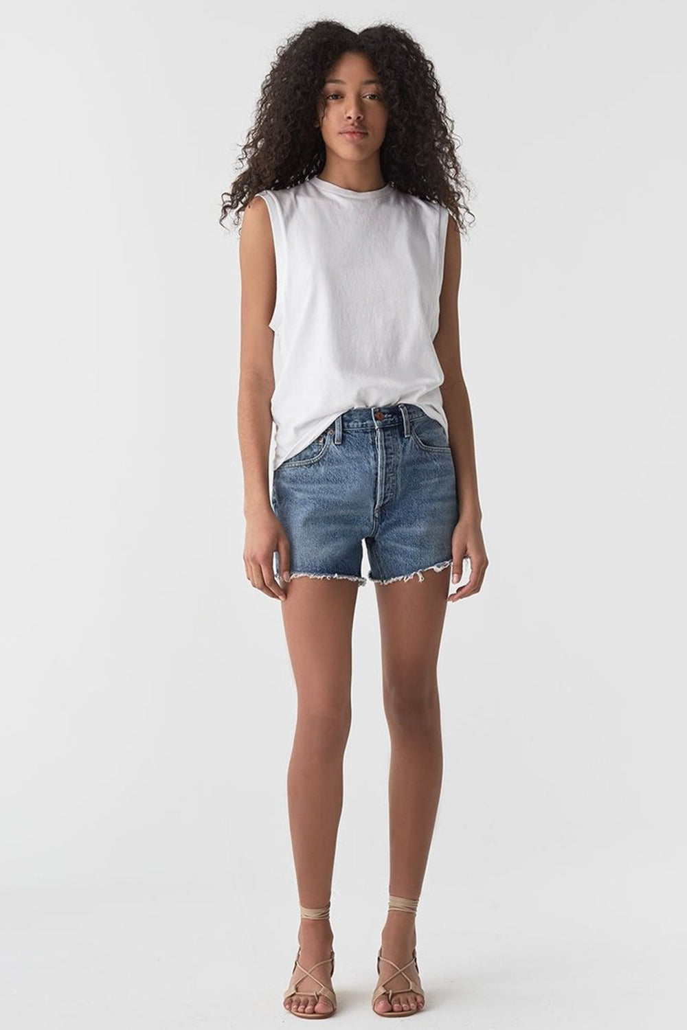 AGOLDE - MICAH BOYFRIEND SHORT AVAIL WAS $229