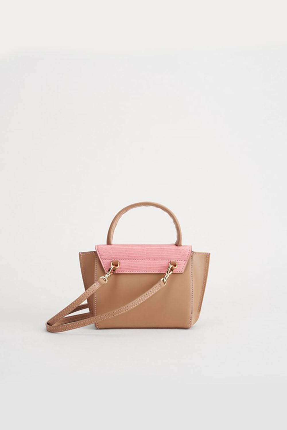 ATP - MONTALCANO CANDY PINK/ALMOND BAG