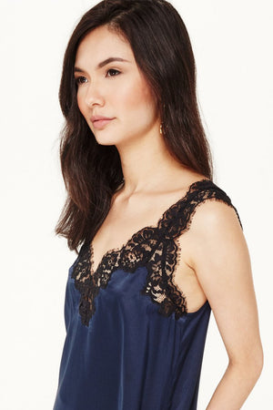 CAMI NYC - THE LEIA NAVY