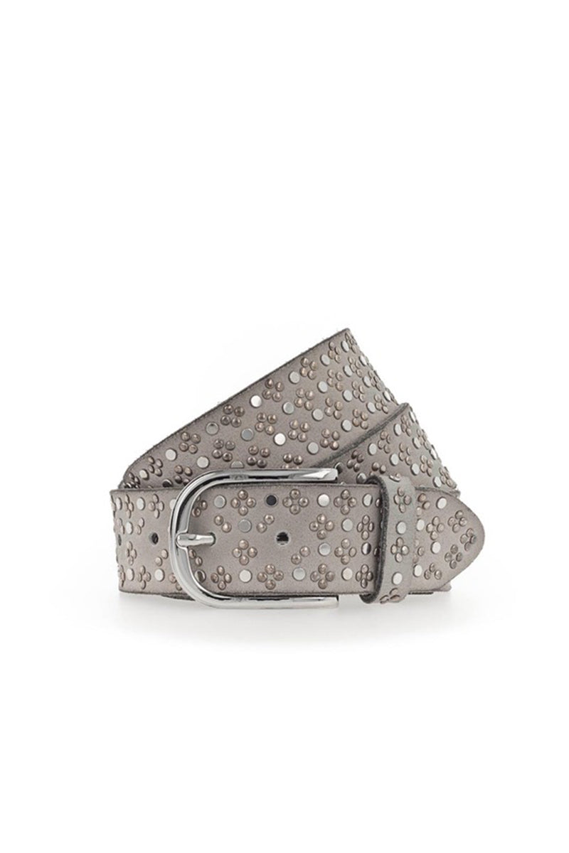 B.BELT - TINI SILVER LIGHT GREY BB0716L38