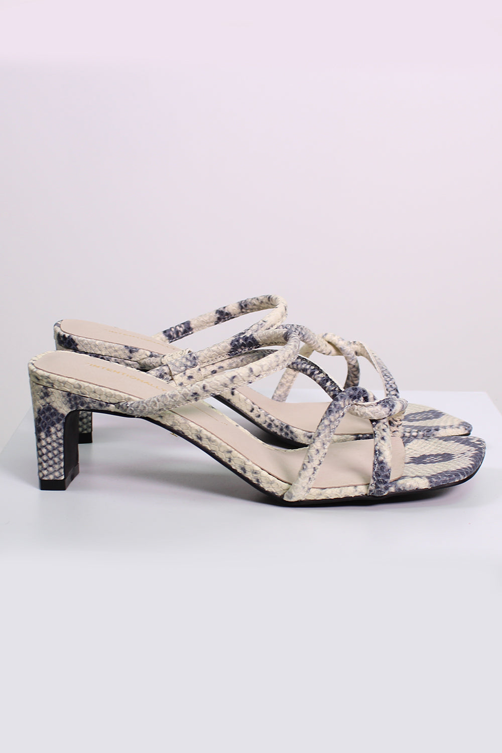 INTENTIONALLY BLANK - WILLOW GREY PYTHON WAS $339