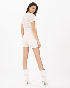 IRO - PIRALIN SHORT OLD PINK WAS $649