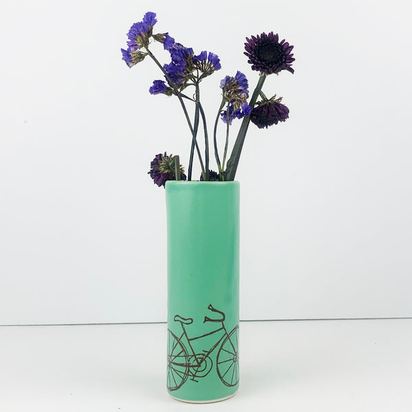 Bike Vase - Medium Size