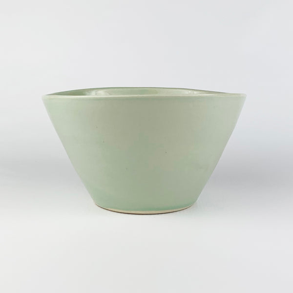 Medium Bowl - Illustrated Wave Design