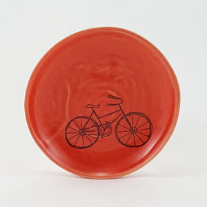 Ring Dish-Illustrated Cruiser Bike Design