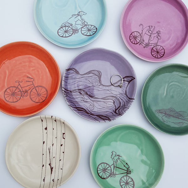 Ring Dishes | Bella Joy Pottery