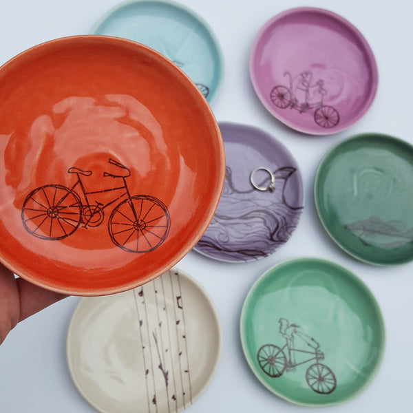 Bella Joy Pottery | Ring Dishes