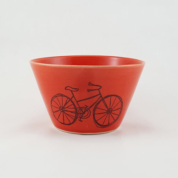 Small Bowl | Bicycle | Bella Joy Pottery