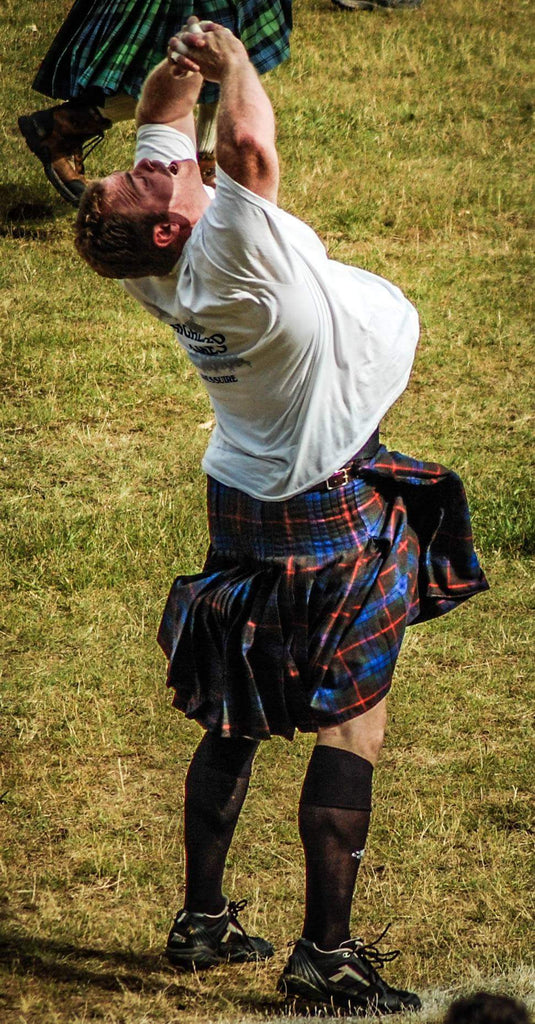 Highland Games Basics: Weekly Throwing Schedule